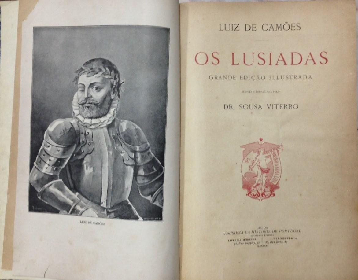Luis de Camoes o grande salto