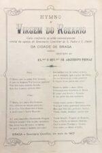 Hymno á Virgem do Rozario: Cuja confraria se acha canonicamente erecta na egreja do Seminario Conciliar de S. Pedro e S. Paulo