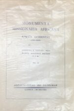 Monumenta Missionária Africana: África ocidental (1651-1655)
